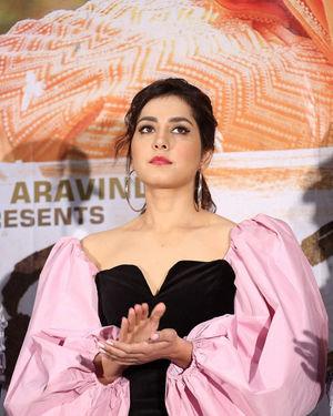 Raashi Khanna - Prati Roju Pandage Movie 2nd Single Song Launch Photos | Picture 1700001