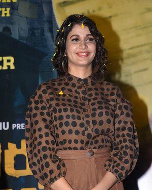Lavanya Tripathi - Arjun Suravaram Movie Theatrical Trailer Launch Photos | Picture 1700270