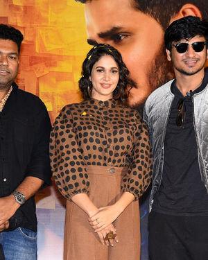Arjun Suravaram Movie Theatrical Trailer Launch Photos | Picture 1700282