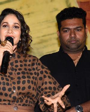 Arjun Suravaram Movie Theatrical Trailer Launch Photos | Picture 1700275