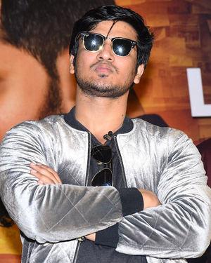 Arjun Suravaram Movie Theatrical Trailer Launch Photos | Picture 1700279