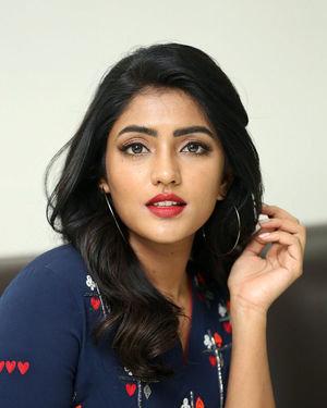 Eesha Rebba At Raagala 24 Gantallo Movie Interview Photos