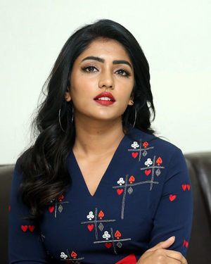 Eesha Rebba At Raagala 24 Gantallo Movie Interview Photos   Picture 1700023