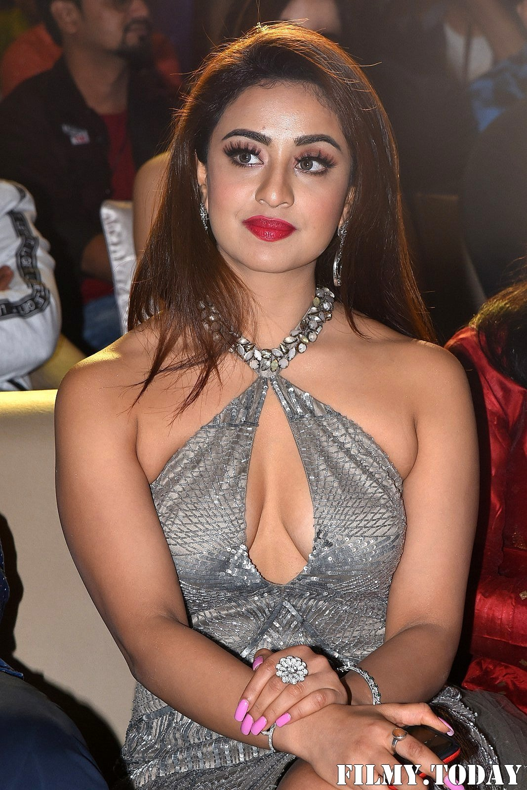 Musskan Sethi - Ragala 24 Gantallo Movie Pre Release Event Photos   Picture 1700725