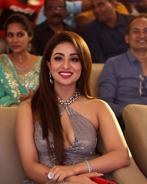 Musskan Sethi - Ragala 24 Gantallo Movie Pre Release Event Photos | Picture 1700682