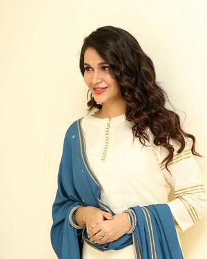 Lavanya Tripathi At Arjun Suravaram Movie Interview Photos | Picture 1701011