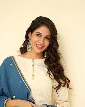 Lavanya Tripathi At Arjun Suravaram Movie Interview Photos | Picture 1701007