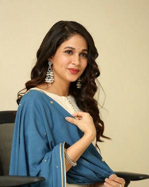 Lavanya Tripathi At Arjun Suravaram Movie Interview Photos | Picture 1700998