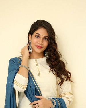 Lavanya Tripathi At Arjun Suravaram Movie Interview Photos | Picture 1701003