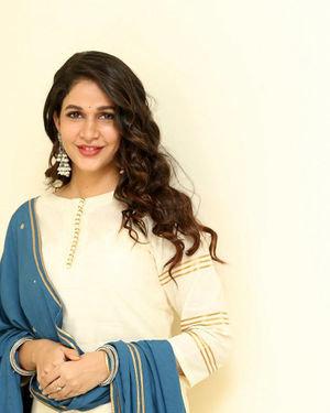 Lavanya Tripathi At Arjun Suravaram Movie Interview Photos | Picture 1701010