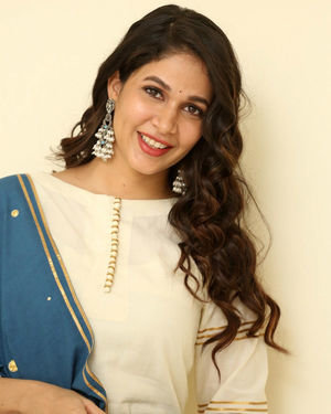 Lavanya Tripathi At Arjun Suravaram Movie Interview Photos | Picture 1701008