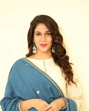 Lavanya Tripathi At Arjun Suravaram Movie Interview Photos | Picture 1700991