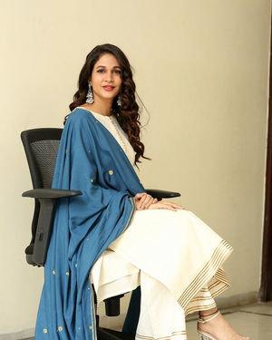 Lavanya Tripathi At Arjun Suravaram Movie Interview Photos | Picture 1701000