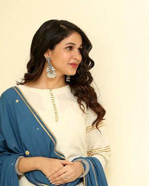 Lavanya Tripathi At Arjun Suravaram Movie Interview Photos | Picture 1701009