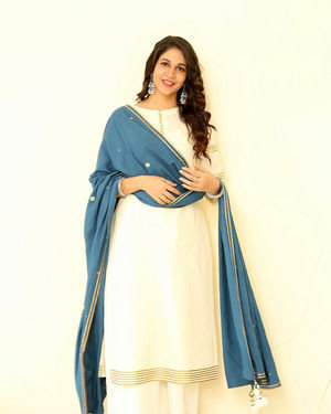 Lavanya Tripathi At Arjun Suravaram Movie Interview Photos | Picture 1700990