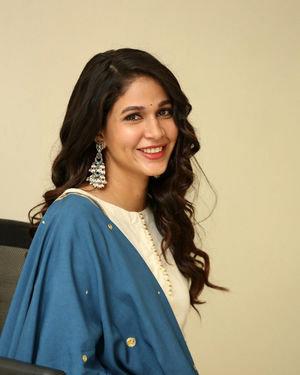 Lavanya Tripathi At Arjun Suravaram Movie Interview Photos | Picture 1701001