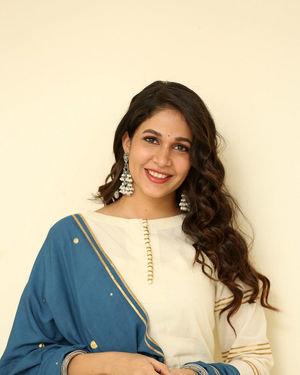Lavanya Tripathi At Arjun Suravaram Movie Interview Photos | Picture 1701006
