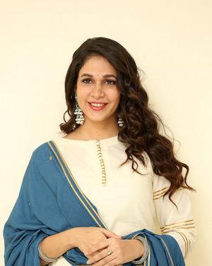 Lavanya Tripathi At Arjun Suravaram Movie Interview Photos | Picture 1701002