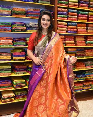 Priyanka Jawalkar Inaugurates Kanchipuram GRT Silks Photos   Picture 1700960