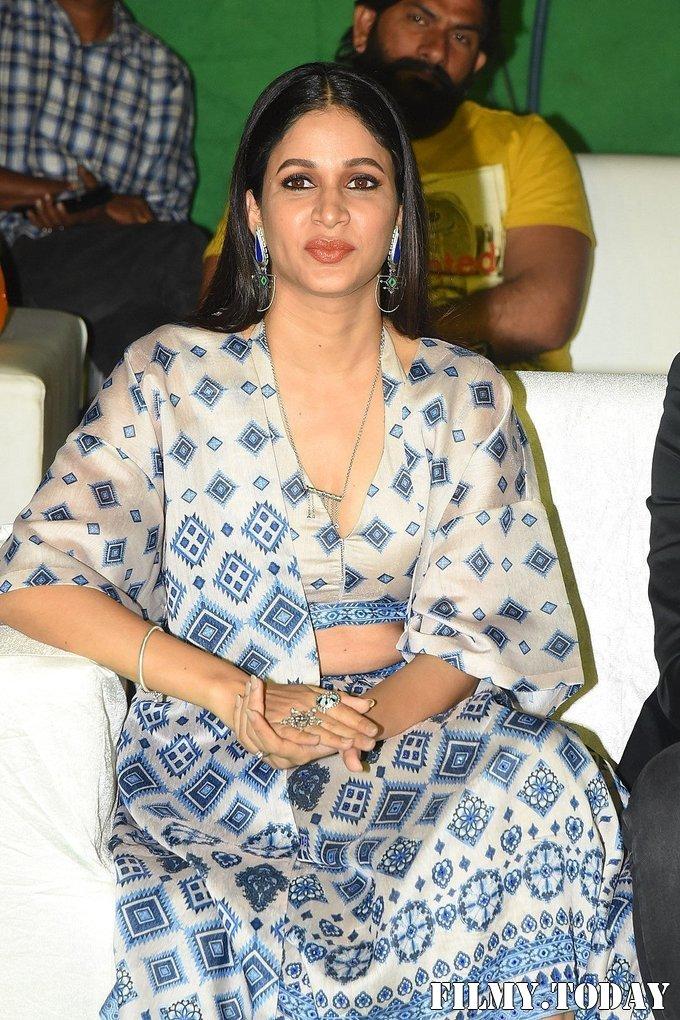 Lavanya Tripathi - Arjun Suravaram Movie Pre-Release Event Photos | Picture 1701782