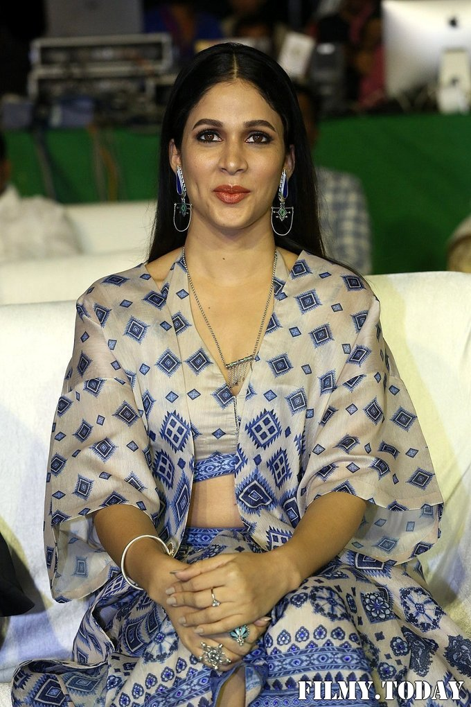 Lavanya Tripathi - Arjun Suravaram Movie Pre-Release Event Photos | Picture 1701683