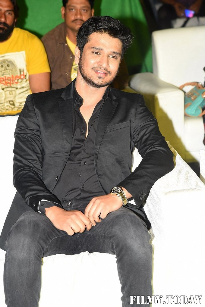 Nikhil Siddhartha - Arjun Suravaram Movie Pre-Release Event Photos | Picture 1701765
