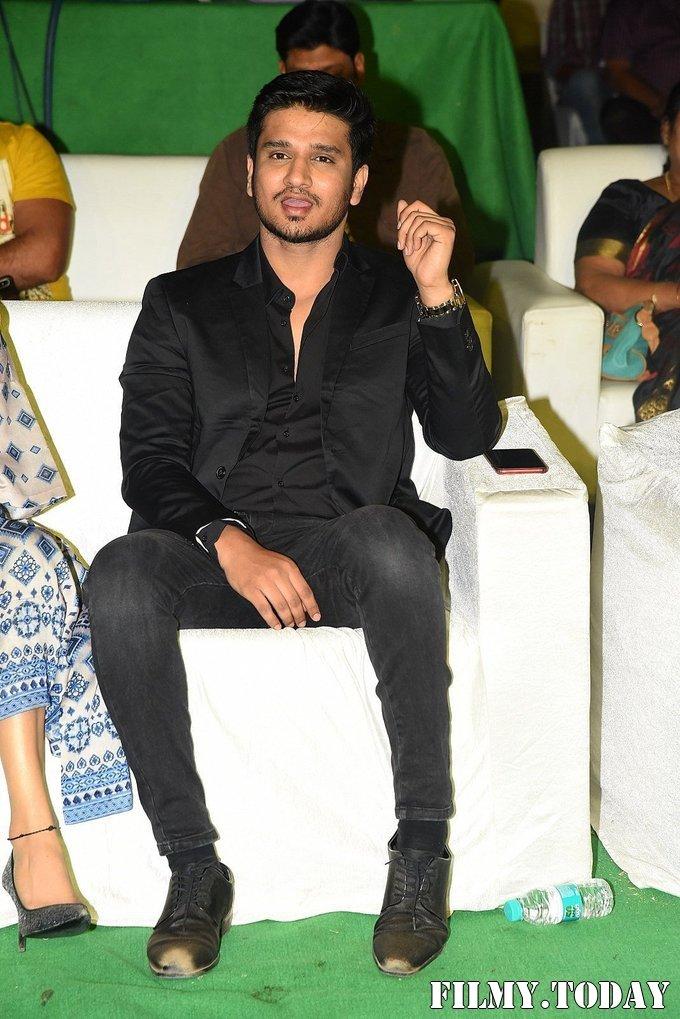 Nikhil Siddhartha - Arjun Suravaram Movie Pre-Release Event Photos   Picture 1701781