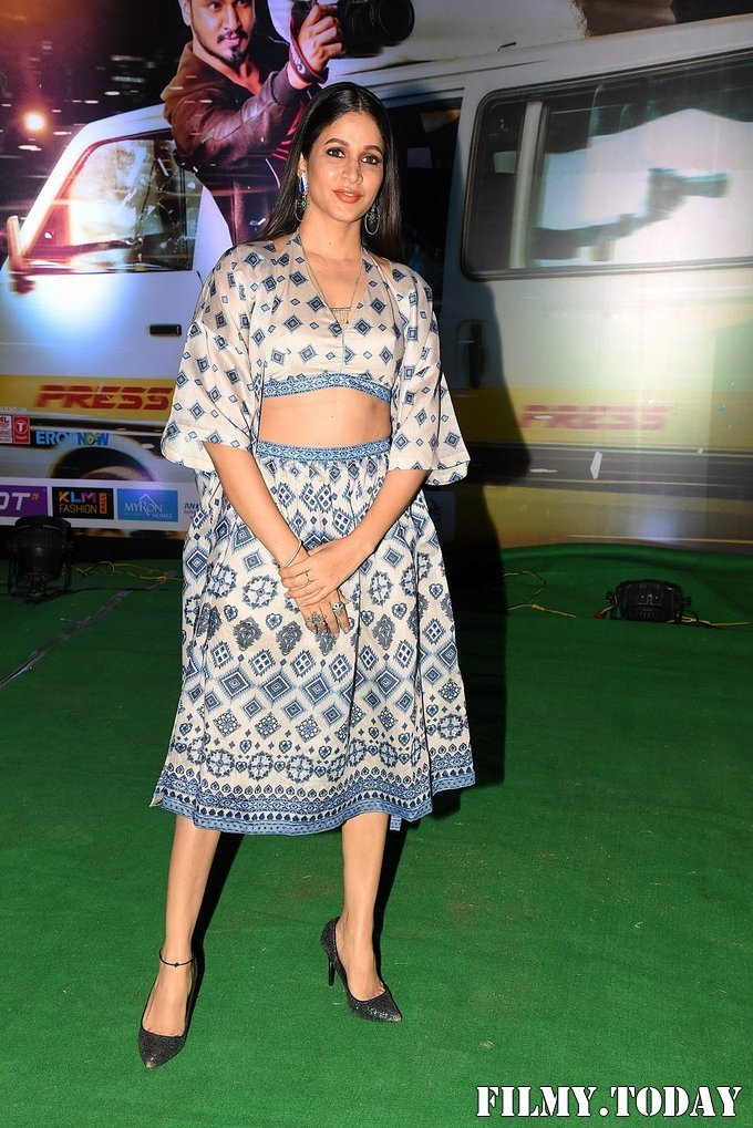 Lavanya Tripathi - Arjun Suravaram Movie Pre-Release Event Photos | Picture 1701766