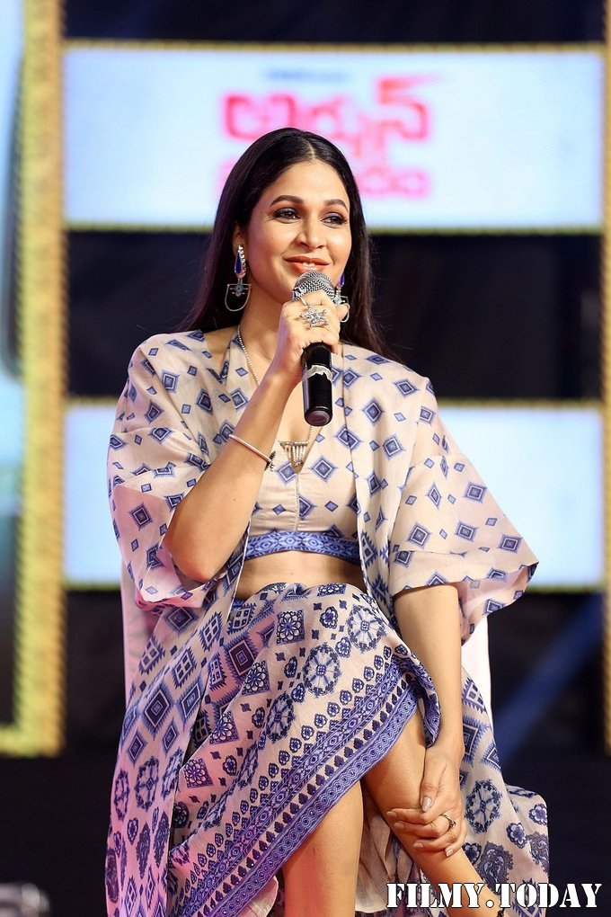 Lavanya Tripathi - Arjun Suravaram Movie Pre-Release Event Photos | Picture 1701688