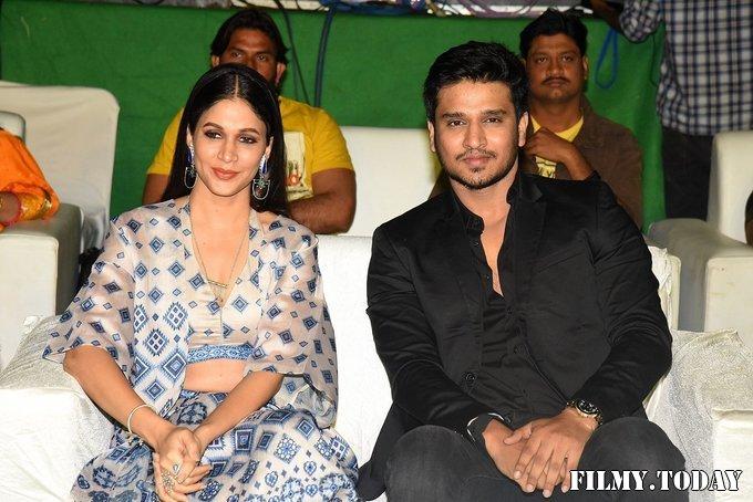 Arjun Suravaram Movie Pre-Release Event Photos   Picture 1701792