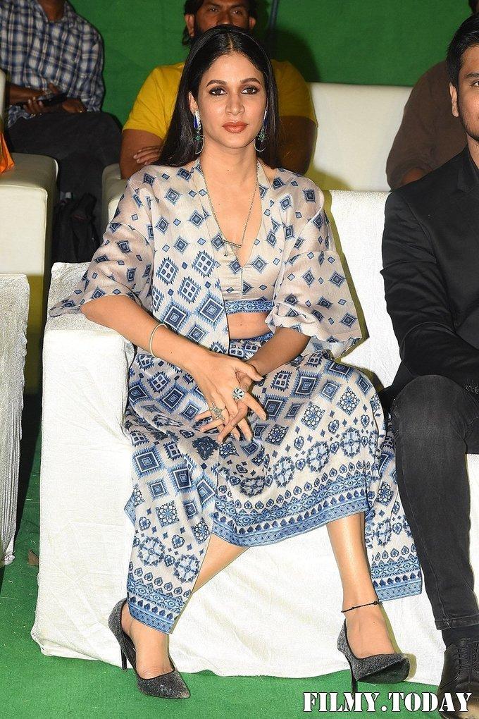 Lavanya Tripathi - Arjun Suravaram Movie Pre-Release Event Photos   Picture 1701785