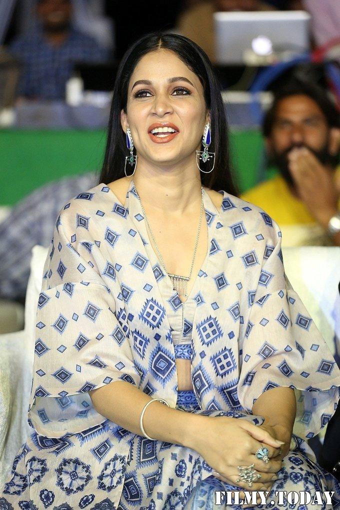 Lavanya Tripathi - Arjun Suravaram Movie Pre-Release Event Photos | Picture 1701662