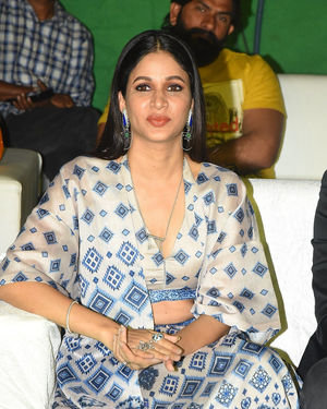 Lavanya Tripathi - Arjun Suravaram Movie Pre-Release Event Photos | Picture 1701782