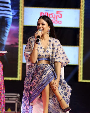 Lavanya Tripathi - Arjun Suravaram Movie Pre-Release Event Photos | Picture 1701687