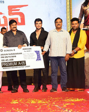 Arjun Suravaram Movie Pre-Release Event Photos