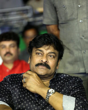 Chiranjeevi  - Arjun Suravaram Movie Pre-Release Event Photos