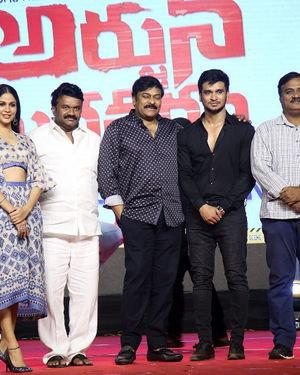 Arjun Suravaram Movie Pre-Release Event Photos | Picture 1701762
