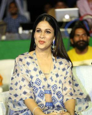 Lavanya Tripathi - Arjun Suravaram Movie Pre-Release Event Photos | Picture 1701665