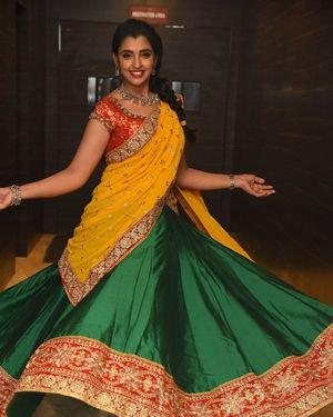 Syamala (Anchor) - Raja Vaaru Rani Gaaru Movie Pre Release Event Photos | Picture 1702376