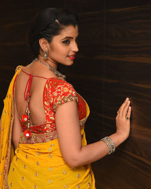 Syamala (Anchor) - Raja Vaaru Rani Gaaru Movie Pre Release Event Photos | Picture 1702386