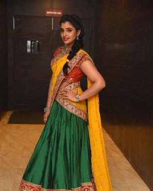 Syamala (Anchor) - Raja Vaaru Rani Gaaru Movie Pre Release Event Photos | Picture 1702374