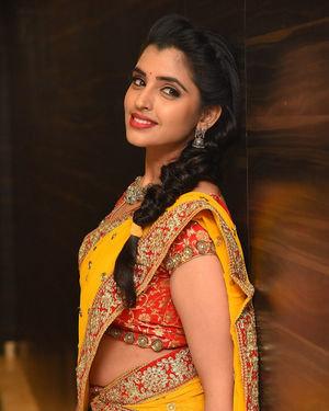 Syamala (Anchor) - Raja Vaaru Rani Gaaru Movie Pre Release Event Photos | Picture 1702383