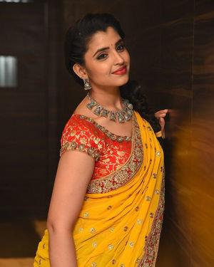 Syamala (Anchor) - Raja Vaaru Rani Gaaru Movie Pre Release Event Photos | Picture 1702379