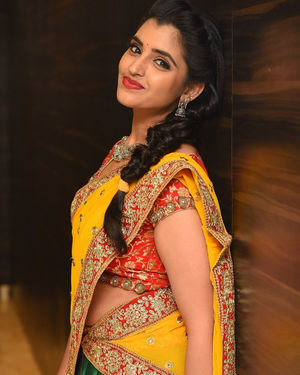 Syamala (Anchor) - Raja Vaaru Rani Gaaru Movie Pre Release Event Photos | Picture 1702384