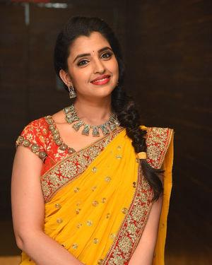 Syamala (Anchor) - Raja Vaaru Rani Gaaru Movie Pre Release Event Photos | Picture 1702366