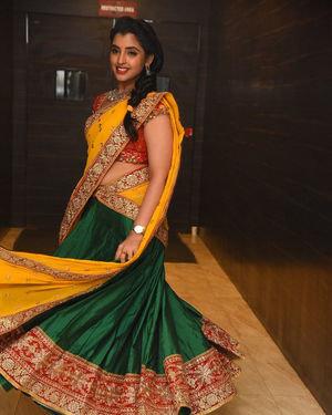 Syamala (Anchor) - Raja Vaaru Rani Gaaru Movie Pre Release Event Photos | Picture 1702375