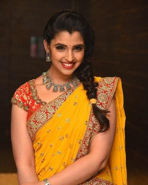 Syamala (Anchor) - Raja Vaaru Rani Gaaru Movie Pre Release Event Photos | Picture 1702373