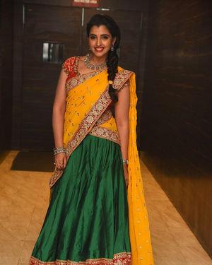 Syamala (Anchor) - Raja Vaaru Rani Gaaru Movie Pre Release Event Photos | Picture 1702378
