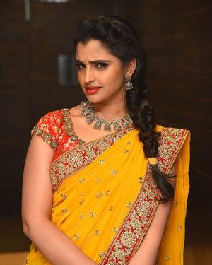 Syamala (Anchor) - Raja Vaaru Rani Gaaru Movie Pre Release Event Photos | Picture 1702367