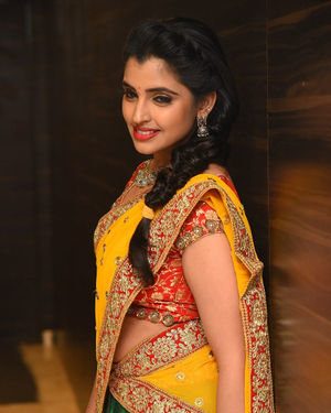 Syamala (Anchor) - Raja Vaaru Rani Gaaru Movie Pre Release Event Photos | Picture 1702385